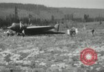 Image of Army Air Corps Alaskan Flight Canada, 1934, second 8 stock footage video 65675064909