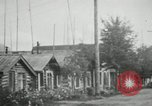 Image of Typical Alaskan houses in Fairbanks, Alaska Alaska USA, 1934, second 8 stock footage video 65675064915
