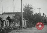 Image of Typical Alaskan houses in Fairbanks, Alaska Alaska USA, 1934, second 10 stock footage video 65675064915