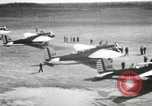 Image of The USAAC 1934 Alaska Flight returns to Washington DC Washington DC USA, 1934, second 8 stock footage video 65675064923