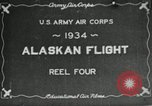 Image of Processing films shot by USAAC 1934 Alaska Flight United States USA, 1934, second 2 stock footage video 65675064924