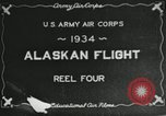 Image of Processing films shot by USAAC 1934 Alaska Flight United States USA, 1934, second 4 stock footage video 65675064924