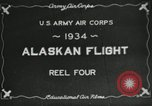 Image of Processing films shot by USAAC 1934 Alaska Flight United States USA, 1934, second 5 stock footage video 65675064924
