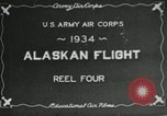 Image of Processing films shot by USAAC 1934 Alaska Flight United States USA, 1934, second 6 stock footage video 65675064924