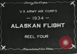 Image of Processing films shot by USAAC 1934 Alaska Flight United States USA, 1934, second 7 stock footage video 65675064924