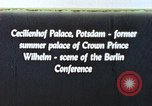 Image of Potsdam Conference Potsdam Germany, 1945, second 1 stock footage video 65675064930