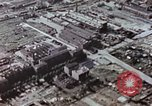 Image of bomb damaged buildings Berlin Germany, 1945, second 9 stock footage video 65675064933