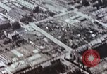 Image of bomb damaged buildings Berlin Germany, 1945, second 11 stock footage video 65675064933