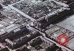 Image of bomb damaged buildings Berlin Germany, 1945, second 12 stock footage video 65675064933