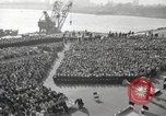 Image of USS Saratoga New York United States USA, 1956, second 12 stock footage video 65675064942