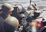 Image of Patrol Torpedo Boat crew Pacific Theater, 1943, second 6 stock footage video 65675064954