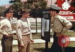 Image of Sergeant Morgan United States USA, 1940, second 11 stock footage video 65675064957