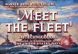 Image of Meet the Fleet San Diego California USA, 1940, second 2 stock footage video 65675064963