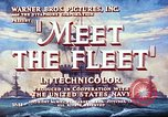 Image of Meet the Fleet San Diego California USA, 1940, second 3 stock footage video 65675064963