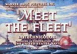 Image of Meet the Fleet San Diego California USA, 1940, second 4 stock footage video 65675064963