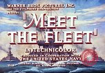 Image of Meet the Fleet San Diego California USA, 1940, second 7 stock footage video 65675064963