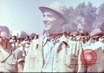Image of young recruits San Diego California USA, 1940, second 1 stock footage video 65675064964