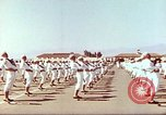 Image of young recruits San Diego California USA, 1940, second 4 stock footage video 65675064964