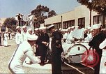 Image of US Navy recruits San Diego California USA, 1940, second 8 stock footage video 65675064966