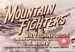 Image of Mountain Fighters Colorado United States USA, 1943, second 9 stock footage video 65675064970