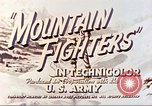 Image of Mountain Fighters Colorado United States USA, 1943, second 11 stock footage video 65675064970