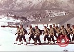 Image of US Army mountain troops ski training Colorado United States USA, 1943, second 5 stock footage video 65675064971