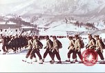 Image of US Army mountain troops ski training Colorado United States USA, 1943, second 7 stock footage video 65675064971