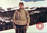 Image of US Army mountain troops ski Colorado United States USA, 1943, second 8 stock footage video 65675064972