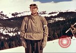 Image of US Army mountain troops ski Colorado United States USA, 1943, second 9 stock footage video 65675064972