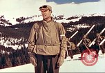 Image of US Army mountain troops ski Colorado United States USA, 1943, second 11 stock footage video 65675064972