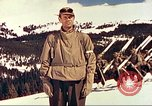 Image of US Army mountain troops ski Colorado United States USA, 1943, second 12 stock footage video 65675064972