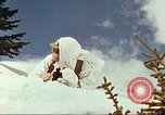 Image of mountain troops Colorado United States USA, 1943, second 2 stock footage video 65675064974