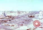 Image of F-100 Super Sabre crash New Mexico United States USA, 1957, second 1 stock footage video 65675064975
