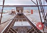 Image of rocket sled test New Mexico United States USA, 1958, second 7 stock footage video 65675064978