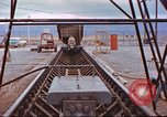 Image of rocket sled test New Mexico United States USA, 1958, second 9 stock footage video 65675064978