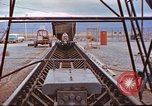 Image of rocket sled test New Mexico United States USA, 1958, second 10 stock footage video 65675064978
