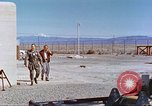 Image of airman Beeding New Mexico United States USA, 1958, second 9 stock footage video 65675064982