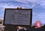 Image of dummy sled tests New Mexico United States USA, 1958, second 2 stock footage video 65675064996