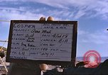 Image of dummy sled tests New Mexico United States USA, 1958, second 4 stock footage video 65675064996