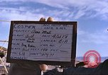 Image of dummy sled tests New Mexico United States USA, 1958, second 6 stock footage video 65675064996