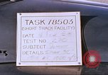 Image of dummy sled tests New Mexico United States USA, 1958, second 12 stock footage video 65675064996