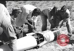 Image of rocket flight New Mexico United States USA, 1952, second 8 stock footage video 65675065004
