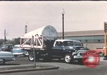 Image of transportation of gondola New Mexico United States USA, 1957, second 10 stock footage video 65675065022