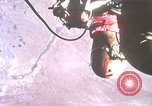 Image of dummy descent New Mexico United States USA, 1957, second 2 stock footage video 65675065028