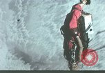 Image of dummy descent New Mexico United States USA, 1957, second 4 stock footage video 65675065034