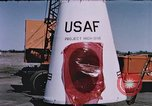 Image of balloon launch New Mexico United States USA, 1957, second 4 stock footage video 65675065038