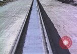 Image of rocket sled New Mexico United States USA, 1958, second 2 stock footage video 65675065046