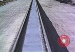 Image of rocket sled New Mexico United States USA, 1958, second 3 stock footage video 65675065046