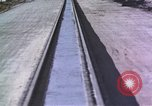 Image of rocket sled New Mexico United States USA, 1958, second 4 stock footage video 65675065046