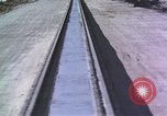 Image of rocket sled New Mexico United States USA, 1958, second 5 stock footage video 65675065046